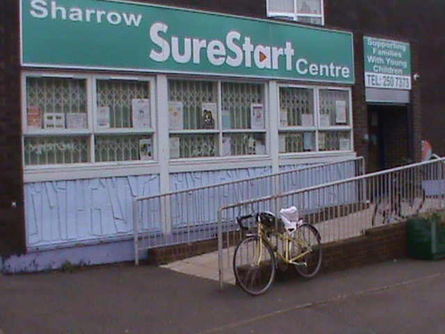 Sharrow Surestart