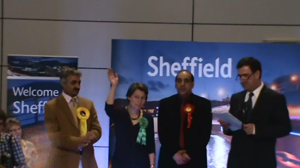 Jillian Creasy re-elected May 2011