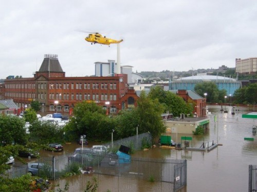 Sheffield Flood