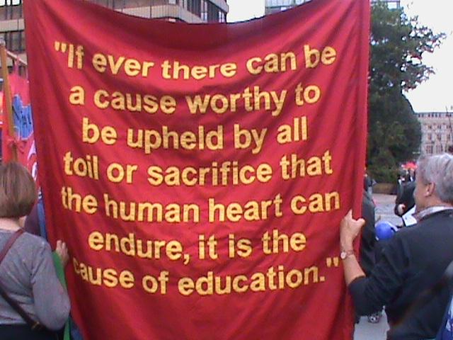 NUT banner