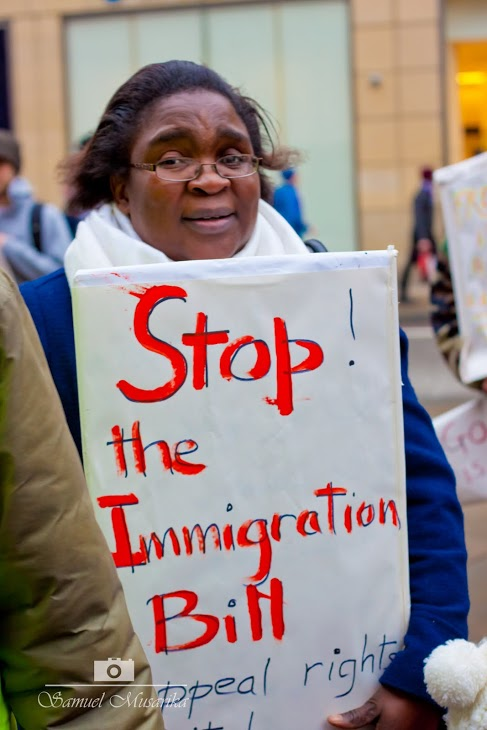 Stop the immigration bill