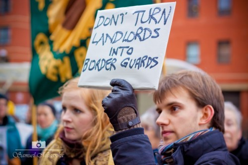 Don't turn landlords into border guards