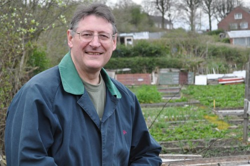 Peter Garbutt, Prospective Parliamentary Candidate for Hallam