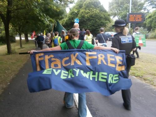 fracking demo 2