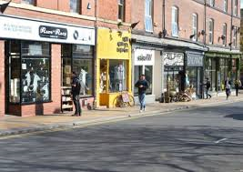 Devonshire Green Shops