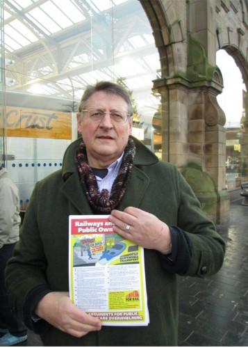 Peter Garbutt rail demo Jan 15scaled