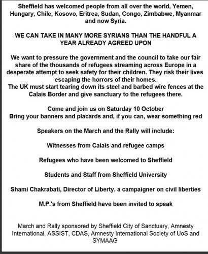 Sheffieldwelcomerefugees_back