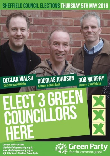 City Election Leaflet 2016